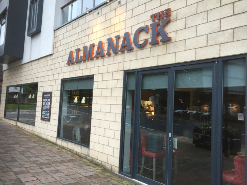 The Almanack, Kenilworth