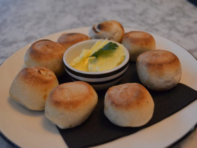 Dough Balls at Pizza Express