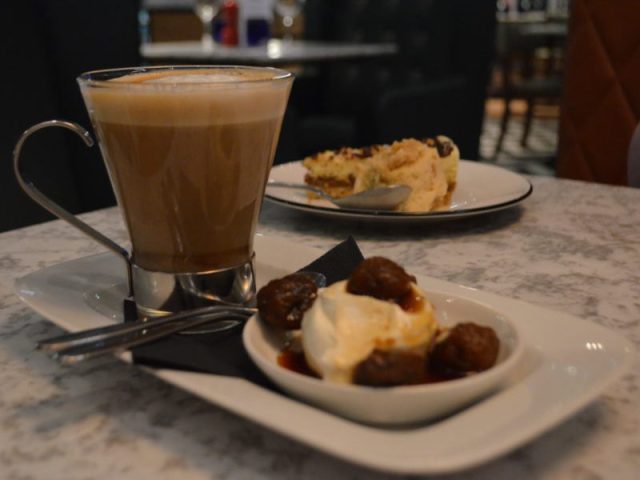 Caffe Reale Dolcetti at Pizza Express
