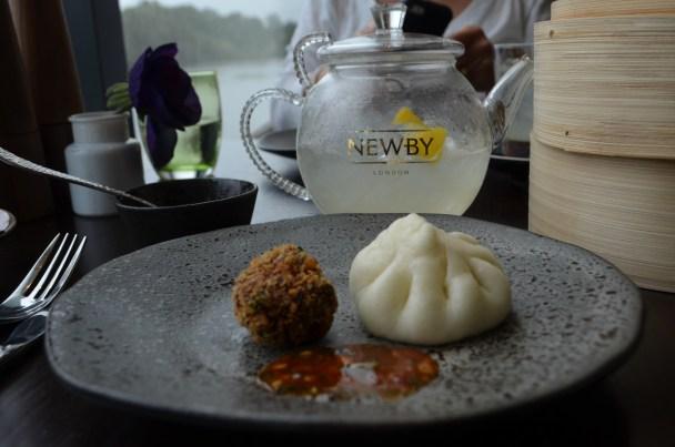 Dumplings at Robata, Resorts World