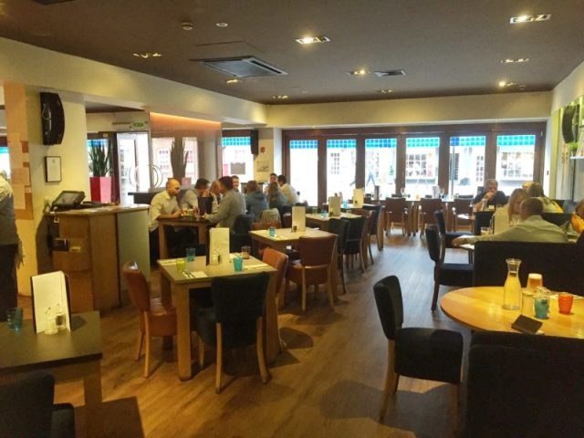 Inside Met Bar & Kitchen, Solihull