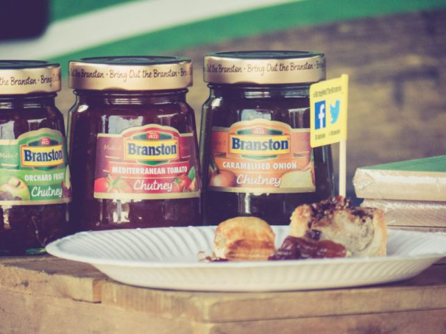 Branston Pickle at Battle Proms