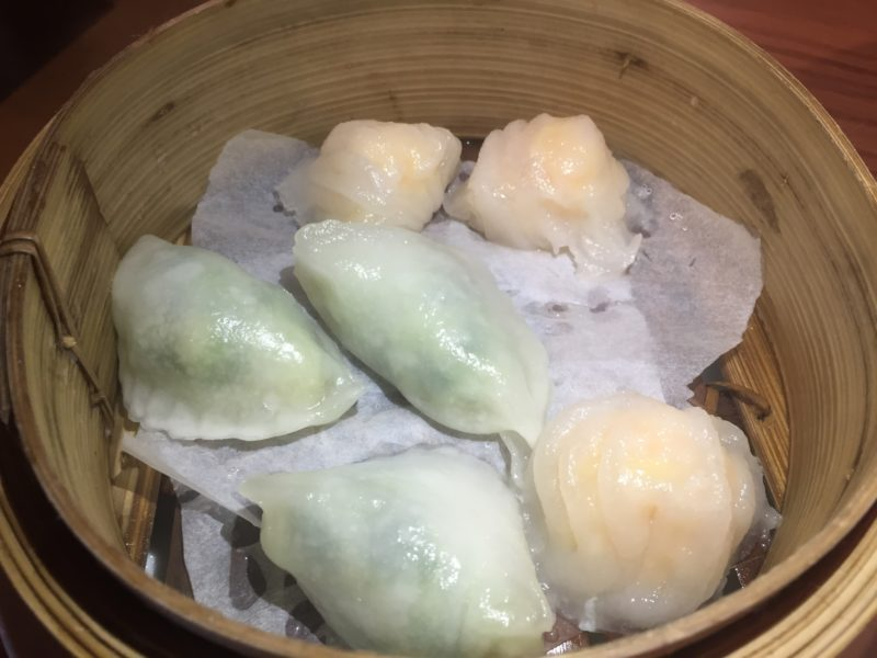 Dim sum at Chi Kitchen, Birmingham