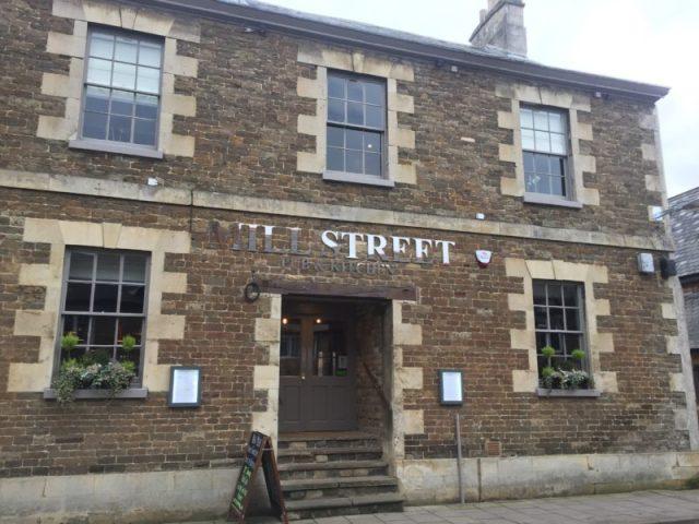 Mill Street Pub & Kitchen, Oakham