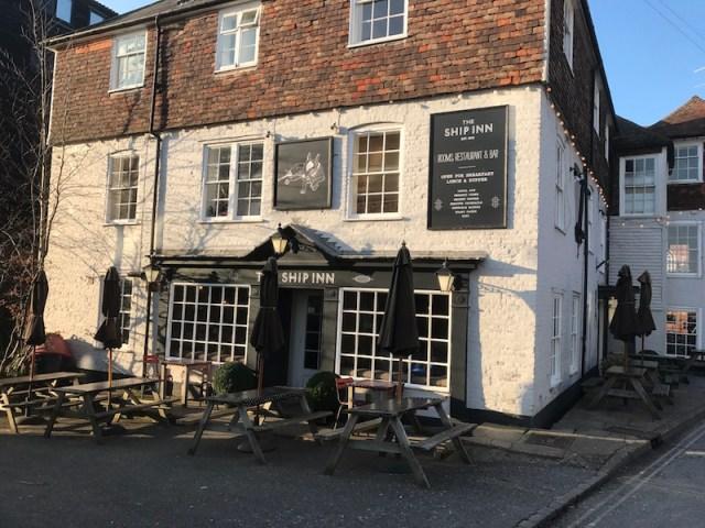 The Ship Inn, Rye