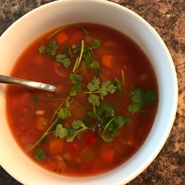 Baxters Soup Swap Challenge