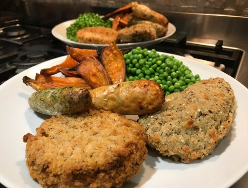 Meat-free meals with Goodlife