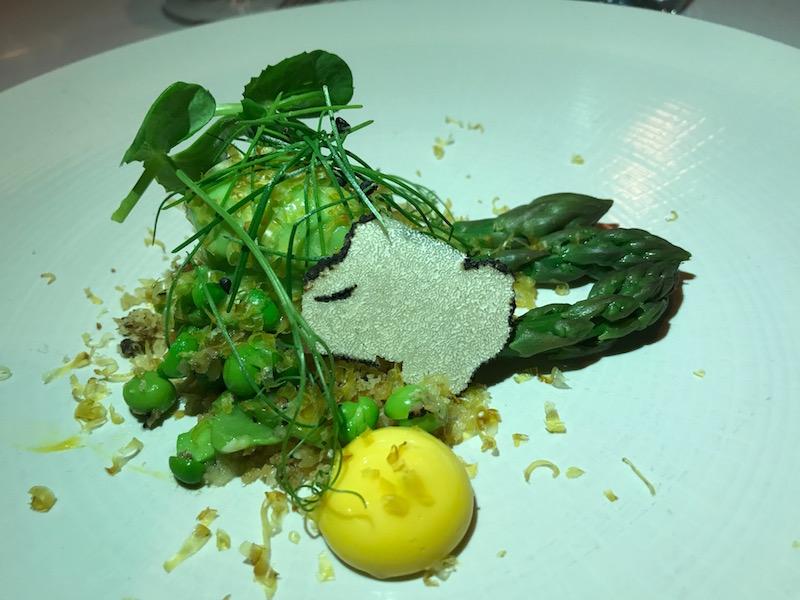 Mushroom at Restaurant 23, Leamington Spa