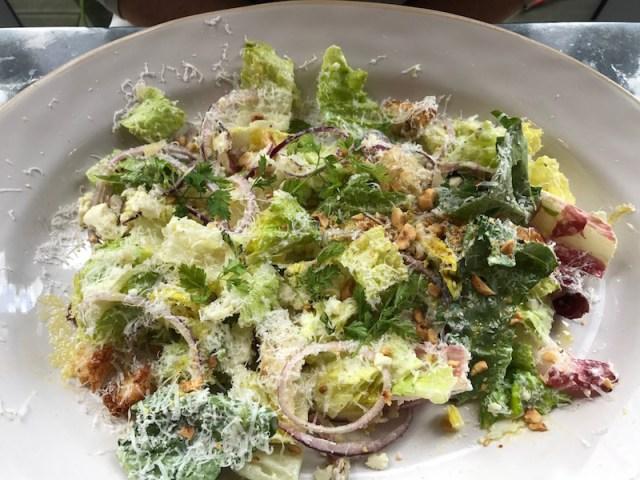 JI Caesar Salad at Jamies Italian, Birmingham