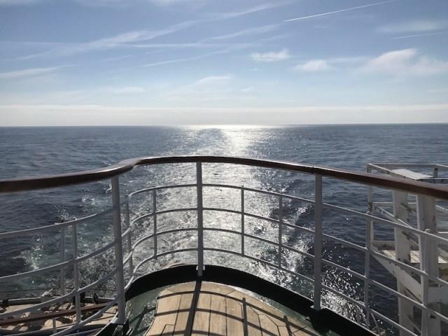 P&O's Oriana cruise ship