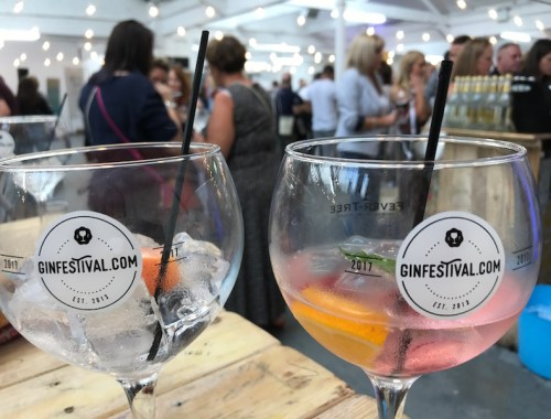 Gin Festival, Birmingham