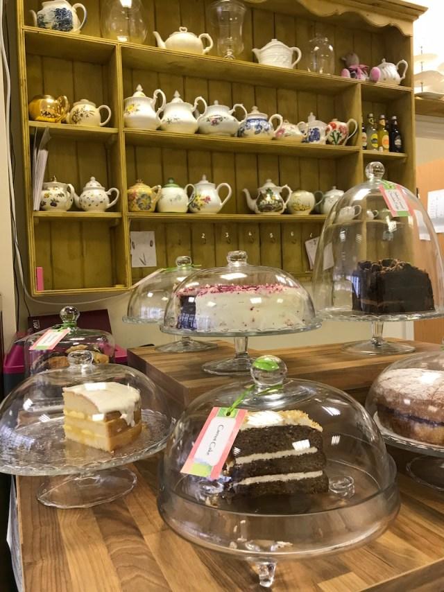 Ivy's Vintage Tearoom, Lutterworth