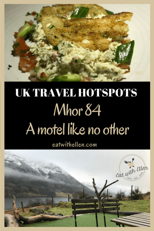 Mhor 84 - a motel like no other