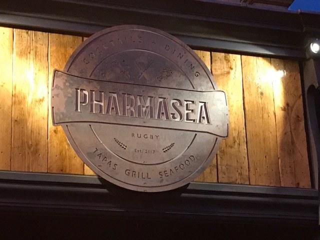 Pharmasea, Rugby