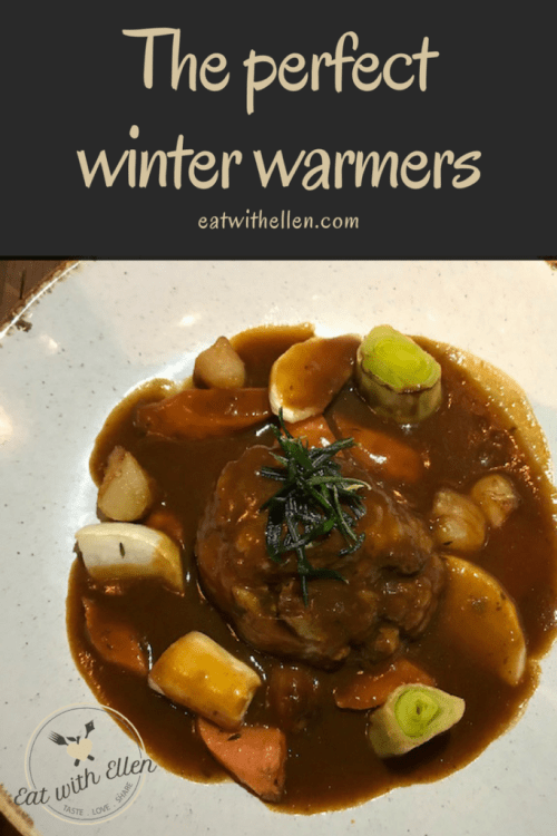 The perfect winter warmers