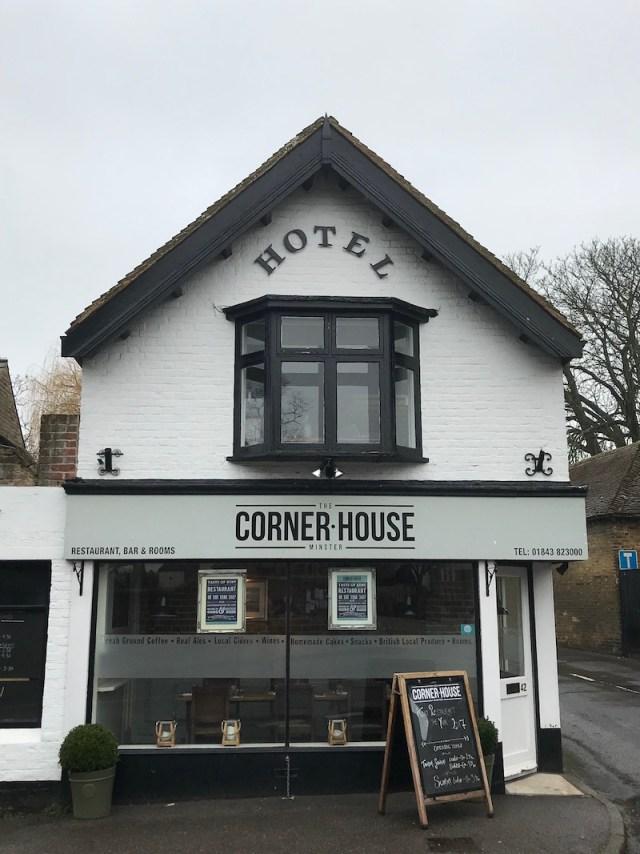 Corner House, Minster