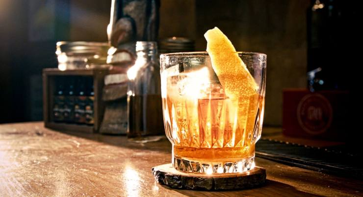 Cocktail masterclass at the Portobello Star