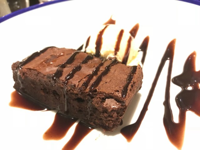 Brownie at Jacobs Plough, Bicester