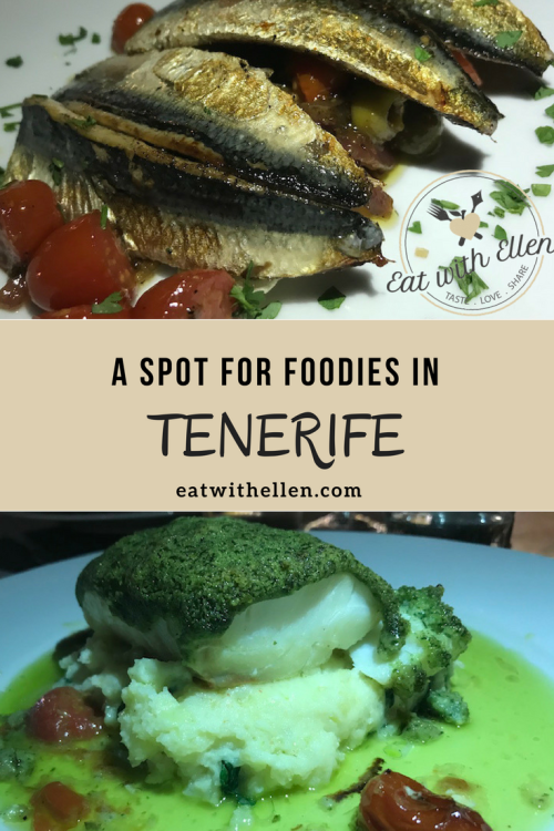 a spot for foodies in Tenerife