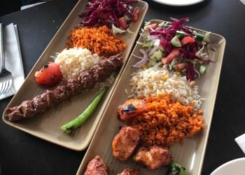 Set lunch at Cappadocia, Birmingham