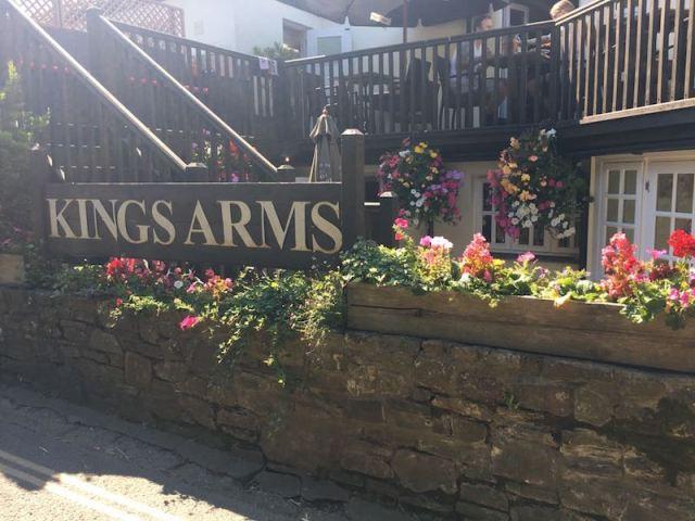 King's Arms, Georgeham