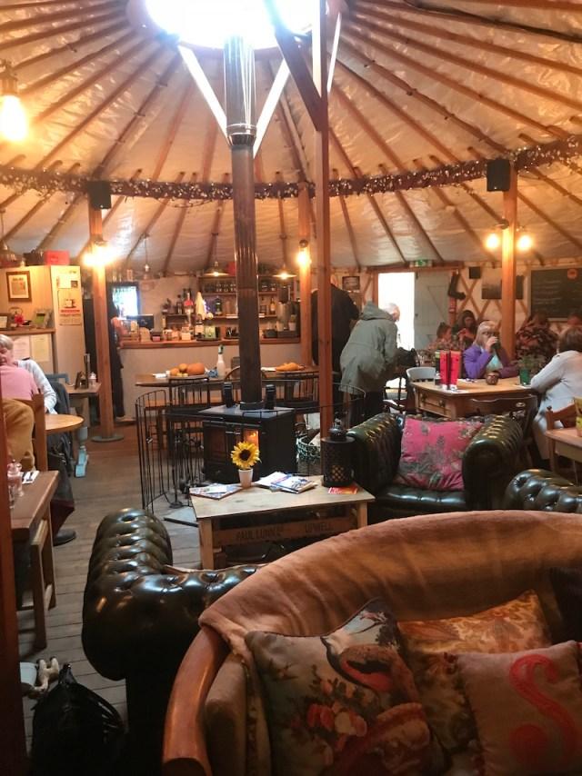 Shucks Yurt, Thornham