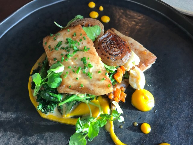 Brill at Butcher's Social, Henley