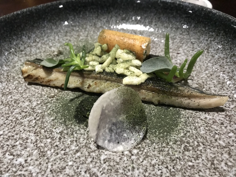 Mackerel at Maribel, Birmingham