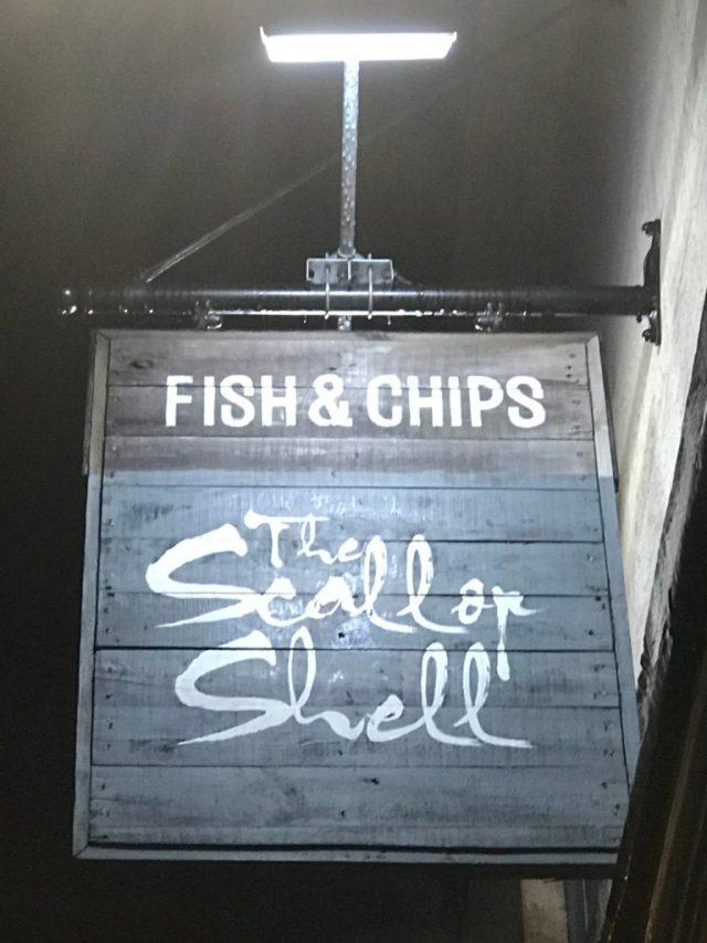 Scallop Shell, Bath