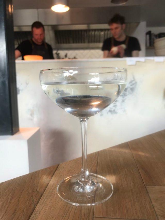 Cocktail at Socius
