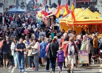 Stratford Town Centre Food Festival