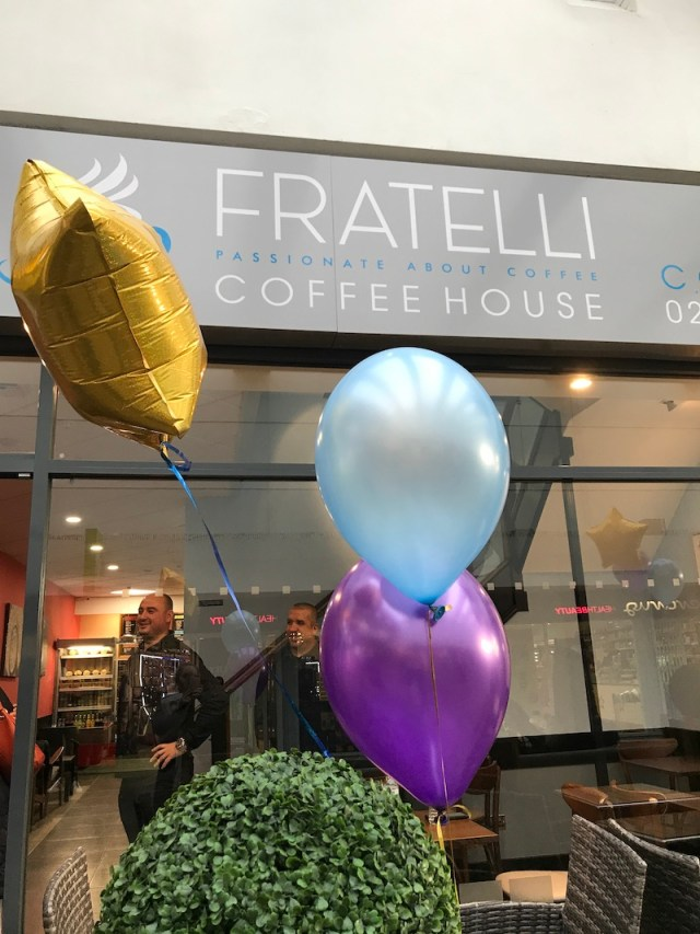Fratelli, Coventry