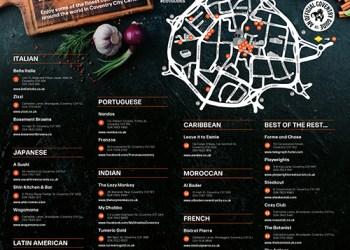 Coventry Food Guide image