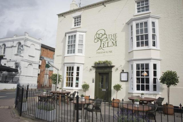 The One Elm, Stratford