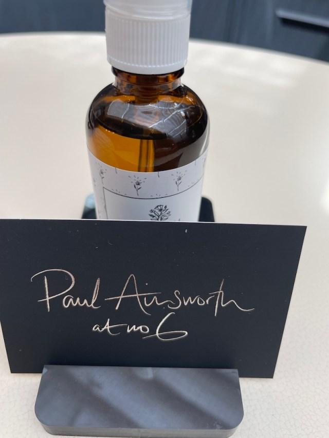 Paul Ainsworth at No 6