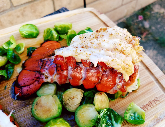 how to make lobster tails in the oven
