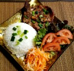 Grilled Pork Chops - Suon Nuong Recipe