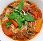 Beef Stew - Bò Kho Recipe