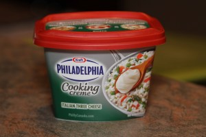 Philly Cooking Creme... Yummy