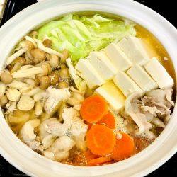Shio Koji Hot Pot - EATwithOHASHI