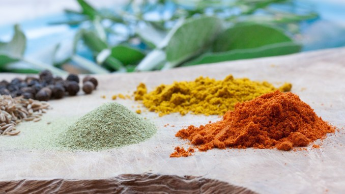Spice Curry Powder