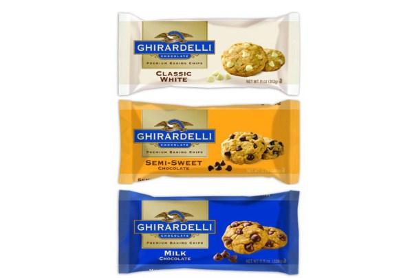 Ghirardelli Chocolate Chips Bundle