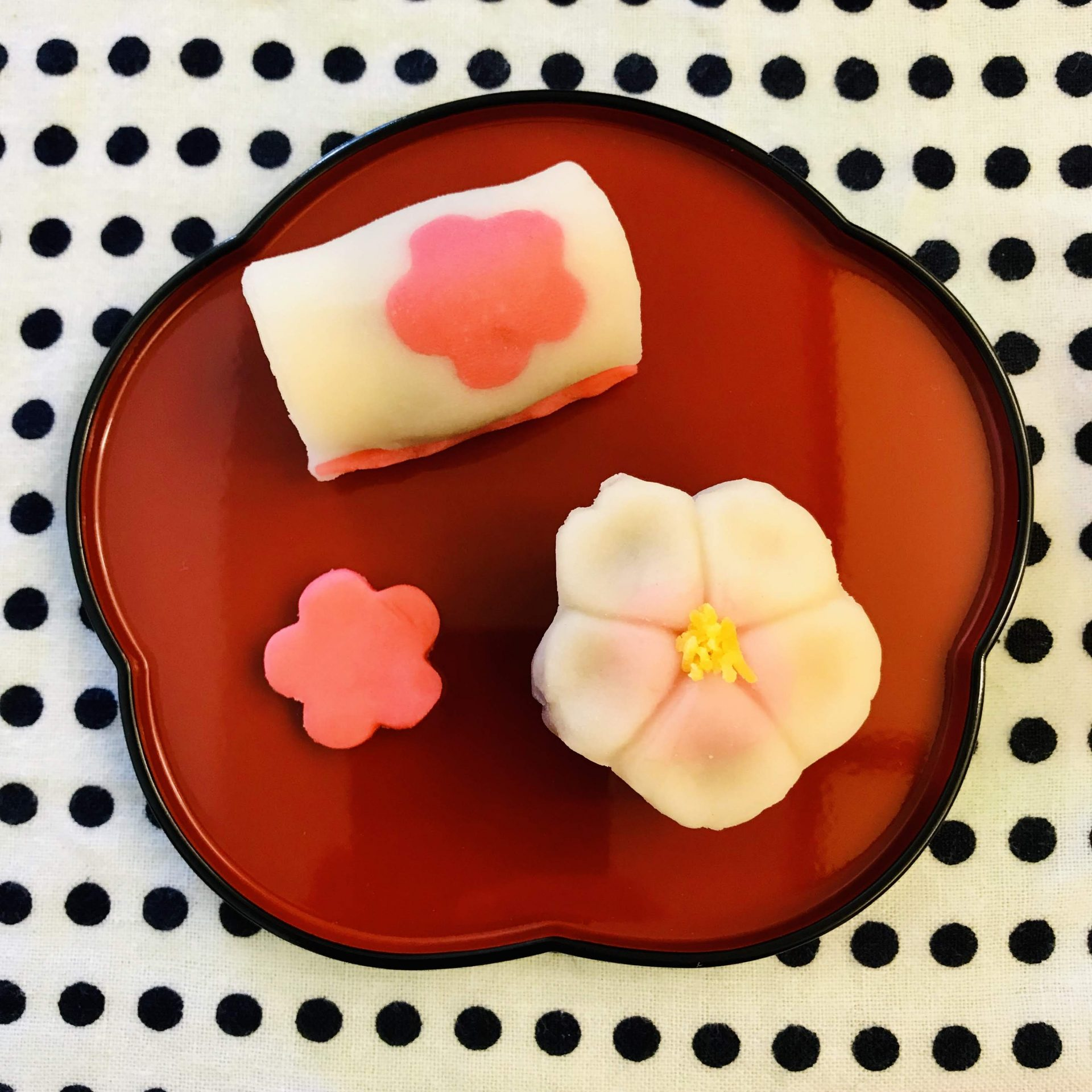 Japanese Sweets - Wagashi