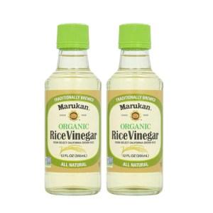Organic rice vinegar