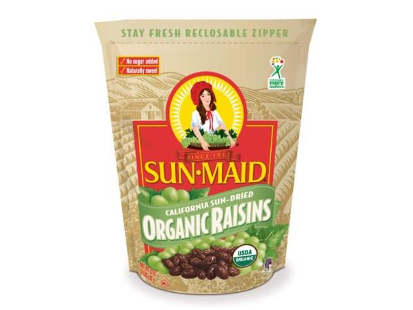 Sun-Maid Organic Dried Raisins