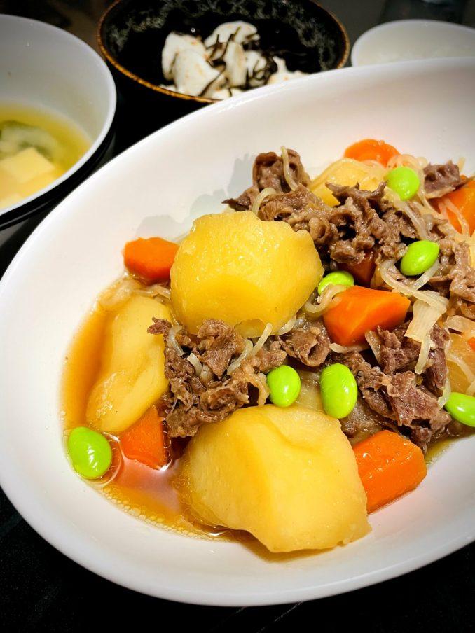 Nikujaga - EATwithOHASHI.com