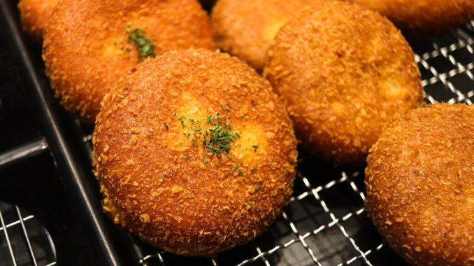 Croquette Pan
