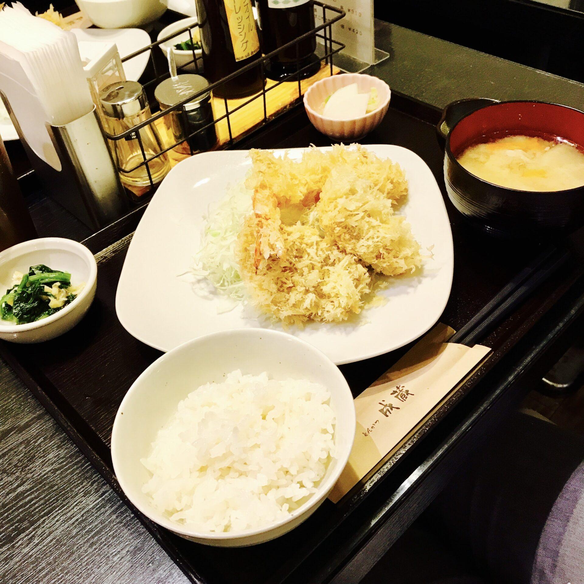 Tonkatsu at Narikura