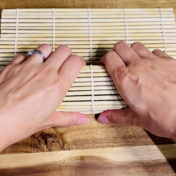 Making Sushi Rolls 6 - EATwithOHASHI.com