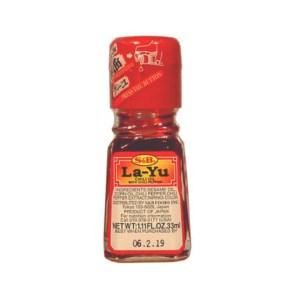 Rayu Chili Oil S&B